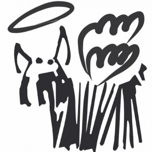 Pure Paws Angels Logo